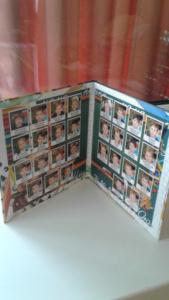 Школьный фотоальбом на глянцевом фотокартоне