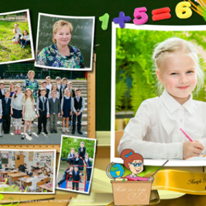 Фотограф в школу
