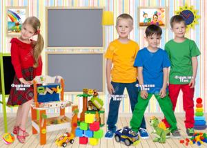 Выпуск Детский сад Игрушки