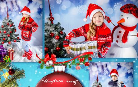 Новогодняя фотосессия. Фотограф в детский сад. Новогодняя костюмированная фотосъемка. Фото сессия новый год