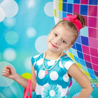 Фотограф в детский сад. Костюмированная фотосъемка в стиле Стиляги и Ретро
