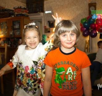 Фотограф на день рождения