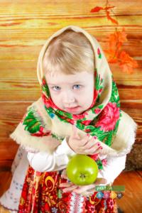 Русский осенний стиль Русская осень в детском саду