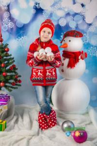 Зимняя костюмированная фотосъемка. Зимняя фото сессия для детей Фотограф в детский сад