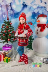 Фотограф в детский сад. Зимняя костюмированная фотосъемка. Зимняя фото сессия для детей