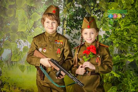 День победы 9 мая фотосъемка в детском саду