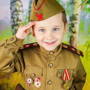 День победы фотосъемка в детском саду