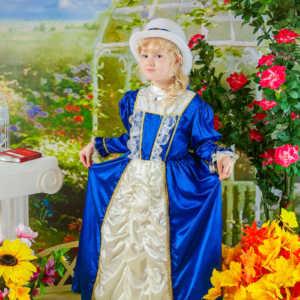 Фотограф в детский сад с костюмами Поэтическая Осень и Весна