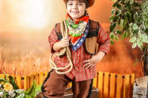 Ковбои - Костюмированная фотосъемка. Дикий запад Фотограф в детский сад