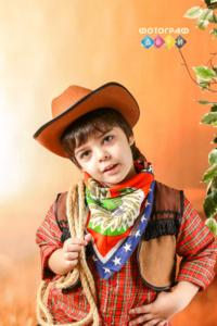 Ковбои Костюмированная фотосъемка. Дикий запад Фотограф в детский сад
