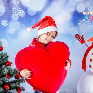 Новый год Костюмированная фотосъемка в детском саду