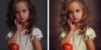 портрет-по-фото-кистью