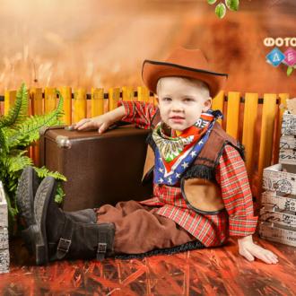 ковбои-дикий-запад-фото-дети2