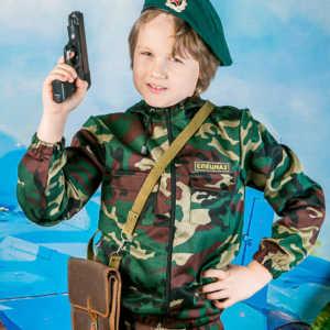 день защитника отечества 23 февраля детская фотосъемка