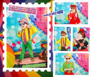 коллаж Фото-открытки поздравительные и именные. Фото-сувениры