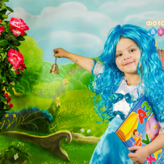 Золотой ключик Буратино Мальвина фотосессия в детском саду