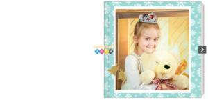 Фото-Альбом на скрепках в детский сад