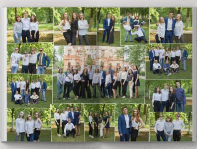 Выпускной альбом 11 класс общие фотографии
