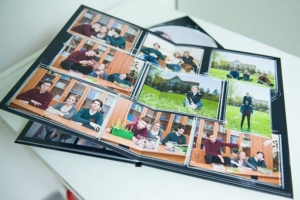 Планшет 11 класс выпускной фотоальбом