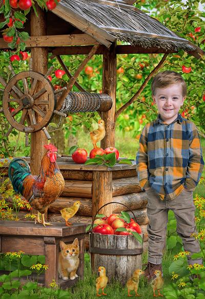 Портреты детей в детском саду. Постановочная фотосъемка для коллажа. Детский портрет